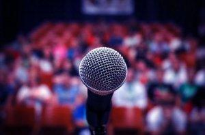 Tedx Microphone